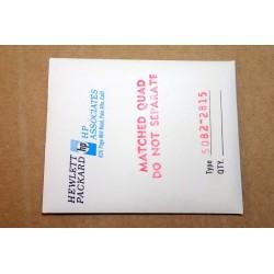 HP Matched quad 5082-2815