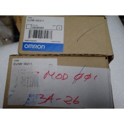 CJ1W-OC211 omron new