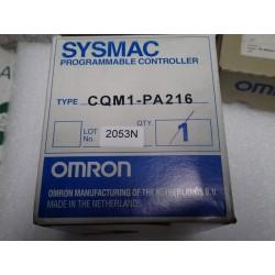 CQM1-PA216 omron new