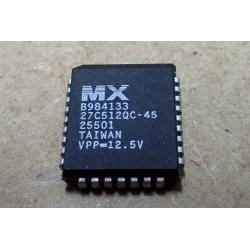 26C512QC-45 MACRONIX UV...
