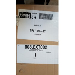 EXTRACTOR SODECA CPV-815-2T