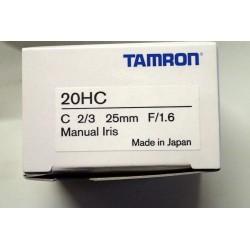 20HC (TAMRON) New objetiv